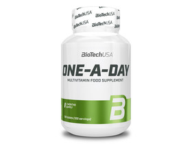 BioTech USA One-A-Day tabletta 100 db