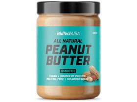 BT Peanut Butter Mogyoróvaj 400g Smooth