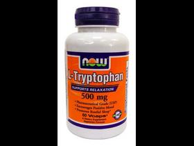 L-Tryptophan 500 mg 60 db Vega kapszula (NOW)