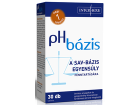 Interherb PH bázis tabletta 30 db