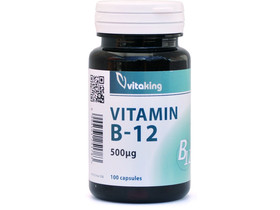 B-12 vitamin 500 mcg 100 db (Vitaking)