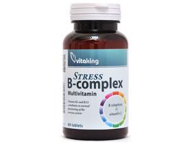B-Complex Stressz tabletta 60 db (Vitaking)