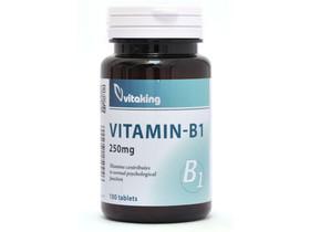 Vitaking B1-Vitamin 250 mg 100 db