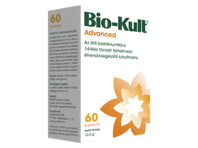 Bio-Kult Advanced kapszula 60 db