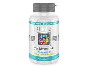 Bioheal Multivitamin 40+ (70 db)