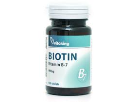 Biotin 100db 900µg (Vitaking)