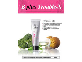 BB SkinLab B Plus Trouble-X vitaminos arckrém