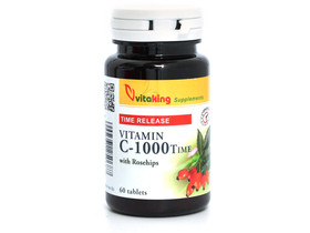 Vitaking C-1000 mg Vitamin TR time 60 db