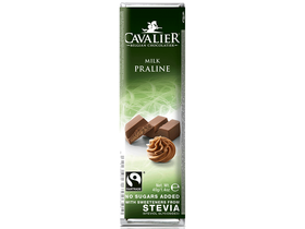 Cavalier Belga tejcsokoládé mogyorókrém töltelékkel 40 g