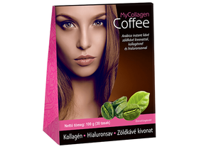 MyCollagen Coffe Arabica instant kávé kollagénnel 100g 30 tasak