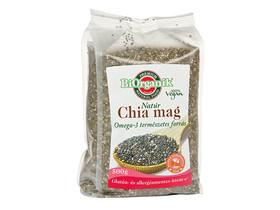 Chia mag fekete 500 g (Naturganik chia magok)