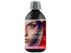 Collagen Cocktail gyümölcs ízű 500 ml