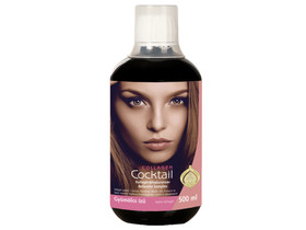 Collagen Cocktail. gyümölcs ízű 500 ml