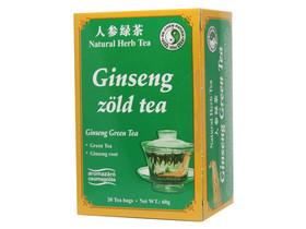 Ginseng zöld teafilter 20 db (Dr.Chen)