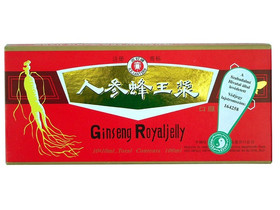 Dr. Chen Ginseng Royal Jelly ampulla 10db x 10ml