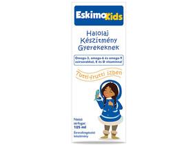 Eskimo Kids halolaj gyerekeknek tuttifruttis 105ml (Cardinova)