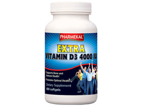 NV D3-vitamin 4000IU 100db