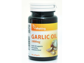 Fokhagymaolaj kapszula 1000 mg 90 db (Vitaking)
