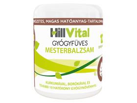 Hillvital gyógyfüves Mesterbalzsam 250ml