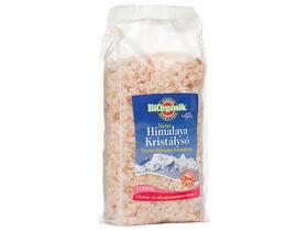 Himalája só durva rózsaszín 1 kg (Naturganik Himalaya só)