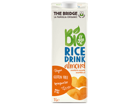The Bridge Bio Mandulás Rizsital 1000ml