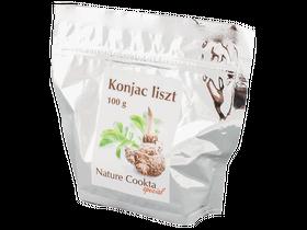 Konjac liszt 100g ( ördögnyelv ) - Nature Cookta
