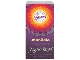 Mandala Bio Night flight teafilter 20 db