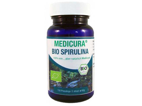 Medicura Bio Spirulina 150db tabletta