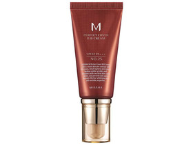 BB Missha M Perfect Cover BB Cream No.25 50ml Meleg-Bézs