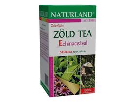 Naturland Zöld tea echinaceával 20 db