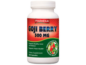 Goji Berry 500mg 100db (Pharmekal)