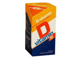 OCSO D-vitamin 30 db tabletta