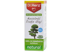 Teafa olaj 10 ml - 100% Ausztrál (Dr. Herz)