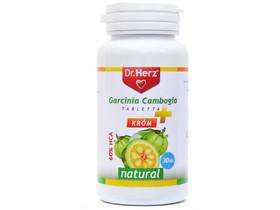 Garcinia Cambogia kivonat 1000mg 30 db tabletta + króm (Dr.Herz