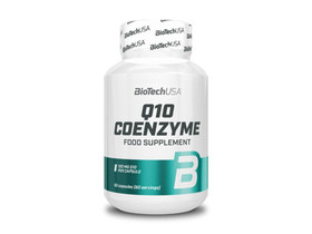 Q10 100 mg 60 kapszula (BioTech USA)
