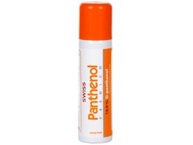 Swiss Premium Panthenol 10% habspray 150ml