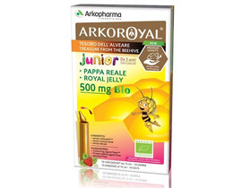 Arkoroyal Bio Junior Méhpempő ampulla 500mg 10 x 15ml