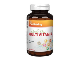 Vitaking Daily One multivitamin 150 db