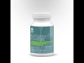 WTN B-vitamin komplex 60db - Új összetétel, nagyobb hasznosulás!