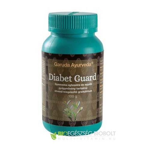 Garuda Aryurveda Diabet Guard granulátum 100 gr