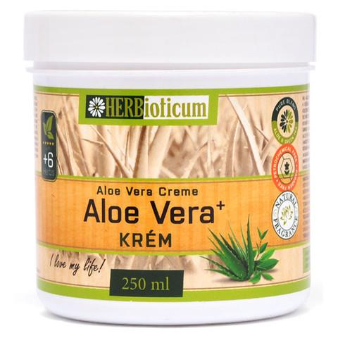 Aloe Vera Creme 250ml (Herbioticum)