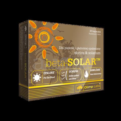 Beta-Solar Napozóvitamin kapszula 30 db