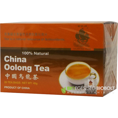 Big Star Kínai Oolong tea filteres 20x2g