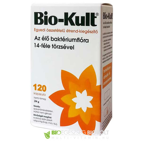 Bio-Kult kapszula 120db