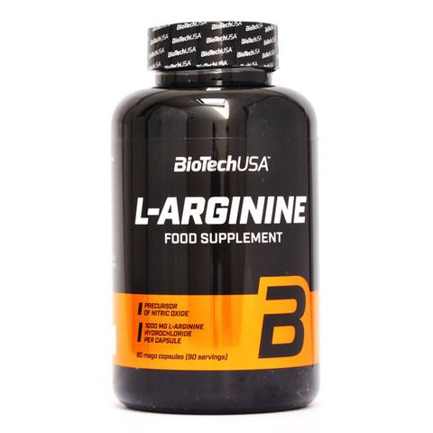 L-Arginine kapszula 90 db (BioTech USA)