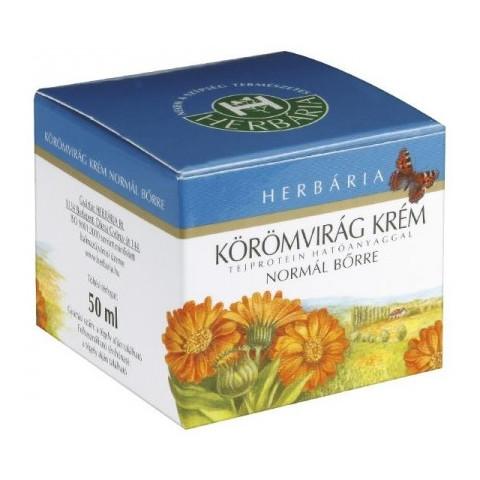 Körömvirág krém 50 ml (Herbária)