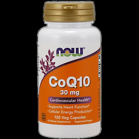 CoQ10 30 mg kapszula 60 db (NOW)