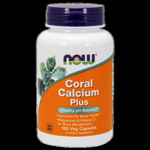 Coral Calcium Plus 100 db (NOW)