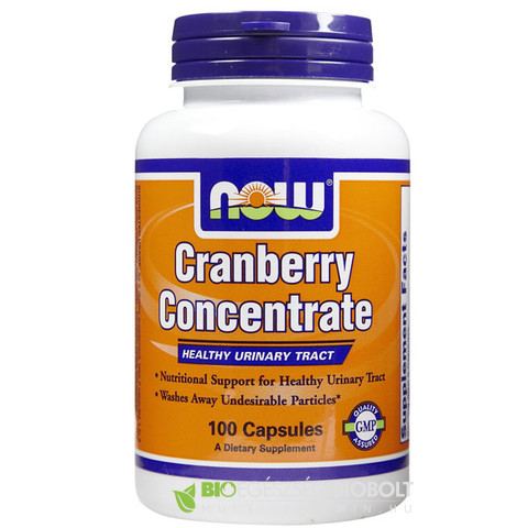 Now Cranberry Concentrate 100db