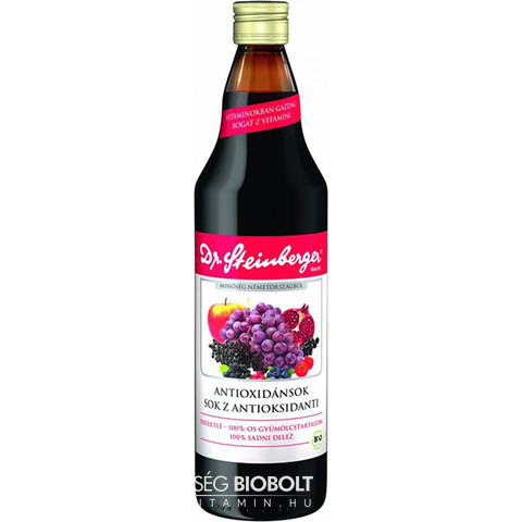 Antioxidánsok 750 ml (Dr. Steinberger)